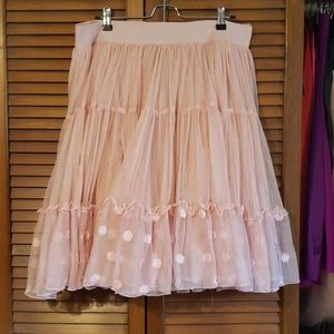 Lane Bryant Tulle Skirt 14/16